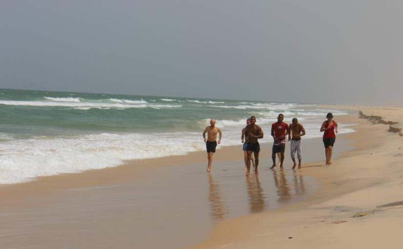 Get fit at our BeachBootcamp!